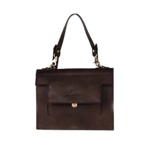Laauw Kyoto Bag Dark Brown