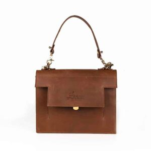 Laauw Kyoto Bag Tan