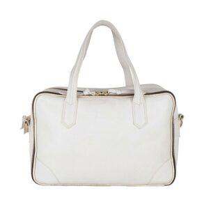 Legend Savona Handbag Off White