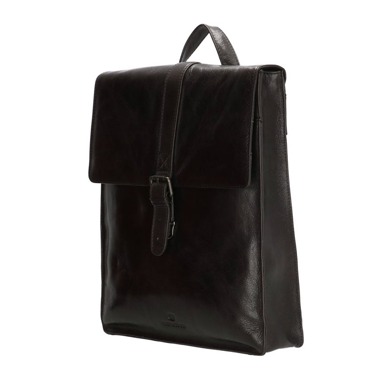 Micmacbags Porto Backpack Black-180727