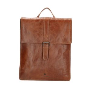 Micmacbags Porto Backpack Brown-0