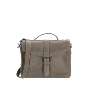 Micmacbags Porto Buckle Shoulderbag Grey