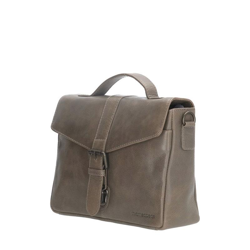 Micmacbags Porto Buckle Shoulderbag Grey-180571