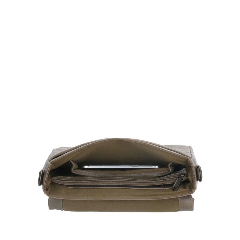 Micmacbags Porto Buckle Shoulderbag Grey