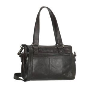 Micmacbags Porto Hand/Shoulderbag Black