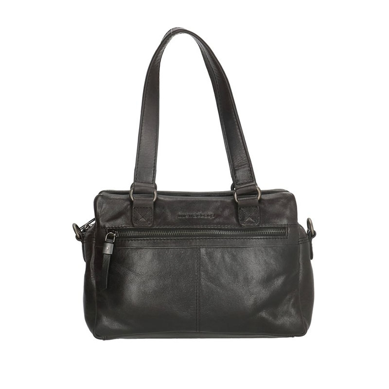 Micmacbags Porto Hand/Shoulderbag Black-180669
