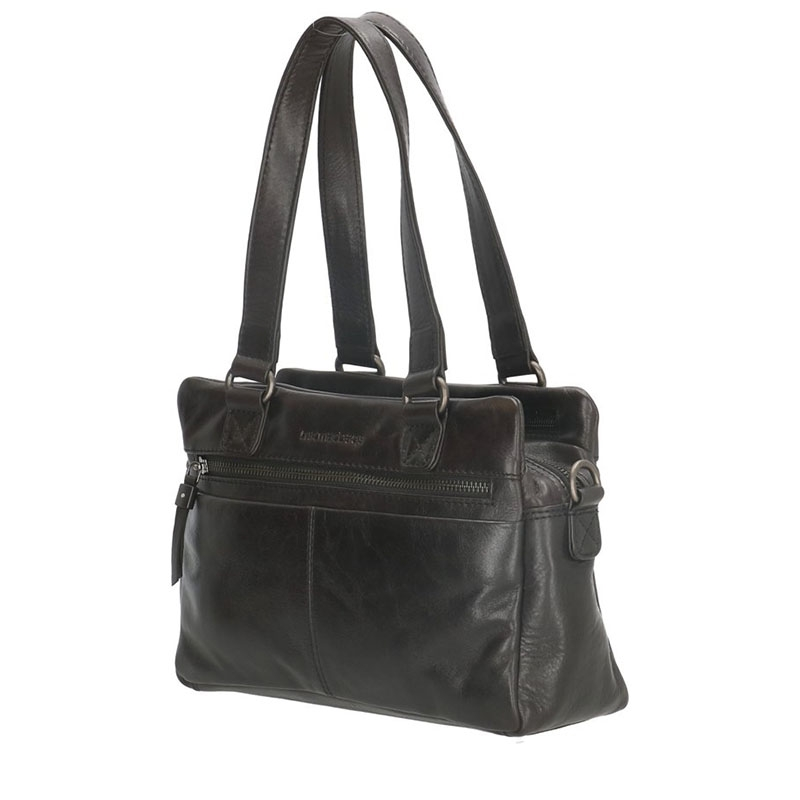 Micmacbags Porto Hand/Shoulderbag Black-180670