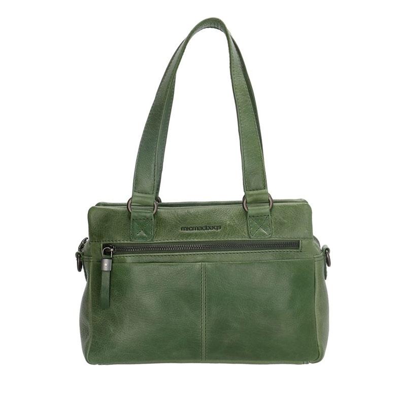 Micmacbags Porto Hand/Shoulderbag Green-180684