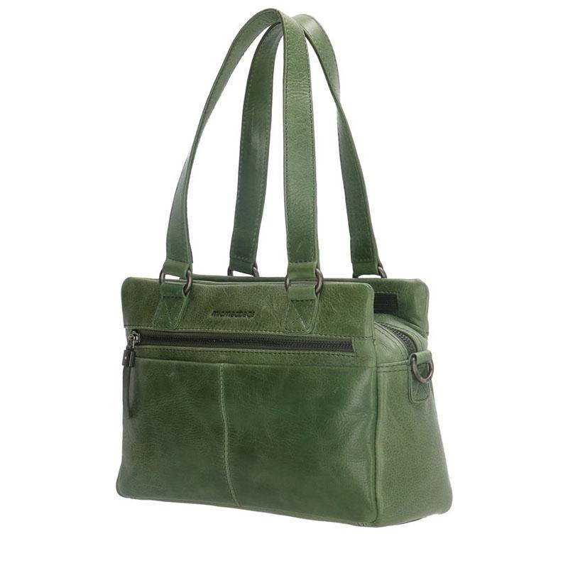 Micmacbags Porto Hand/Shoulderbag Green-180685