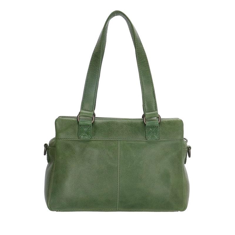 Micmacbags Porto Hand/Shoulderbag Green-180687