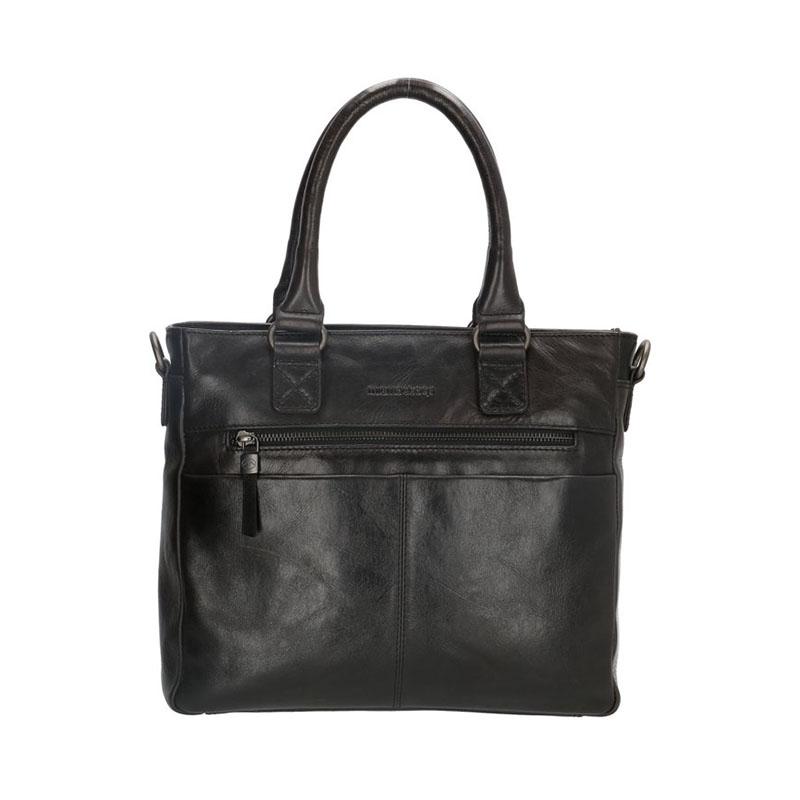 Micmacbags Porto Handbag Black