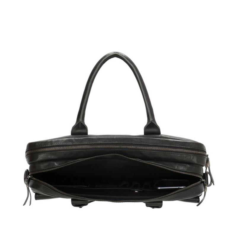 Micmacbags Porto Laptopbag Black-180093