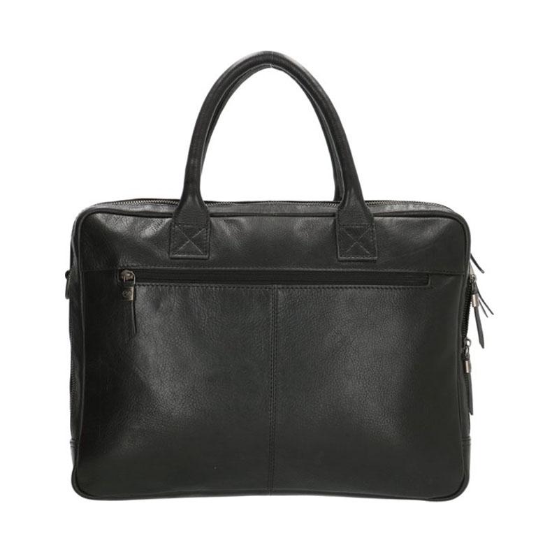 Micmacbags Porto Laptopbag Black-180094
