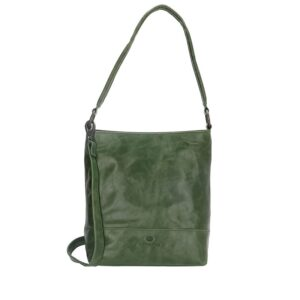 Micmacbags Porto Long Shoulderbag Green-0