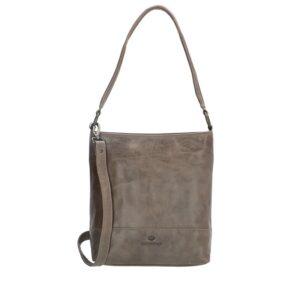 Micmacbags Porto Long Shoulderbag Grey-0