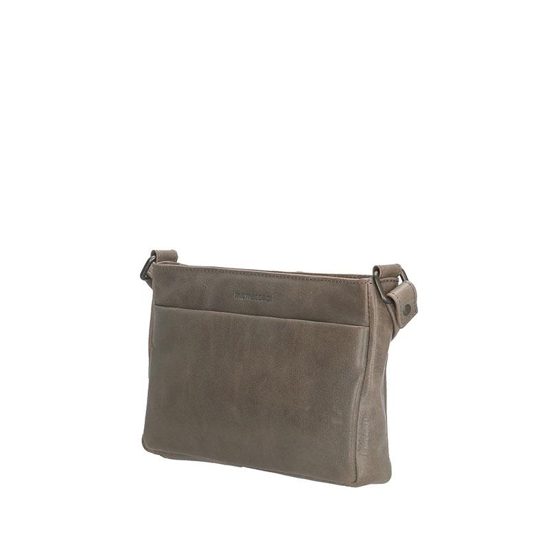 Micmacbags Porto Shoulderbag Grey-180651