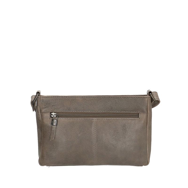 Micmacbags Porto Shoulderbag Grey-180652