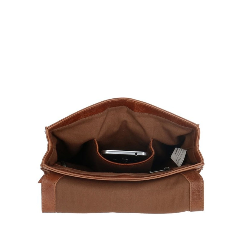 Micmacbags Porto Small Backpack Brown-180747