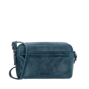 Micmacbags Porto Small Shoulderbag Jeans Blue