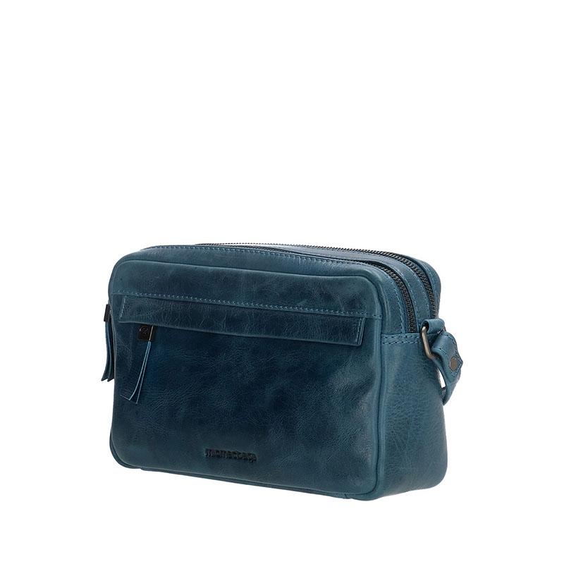 Micmacbags Porto Small Shoulderbag Jeans Blue-180635