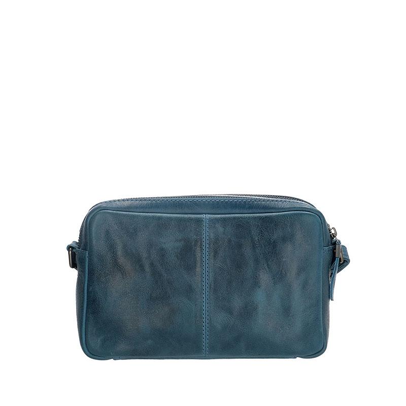 Micmacbags Porto Small Shoulderbag Jeans Blue-180636