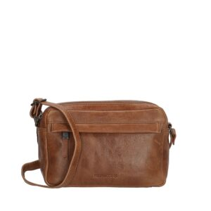 Micmacbags Porto Small Shoulderbag Brown