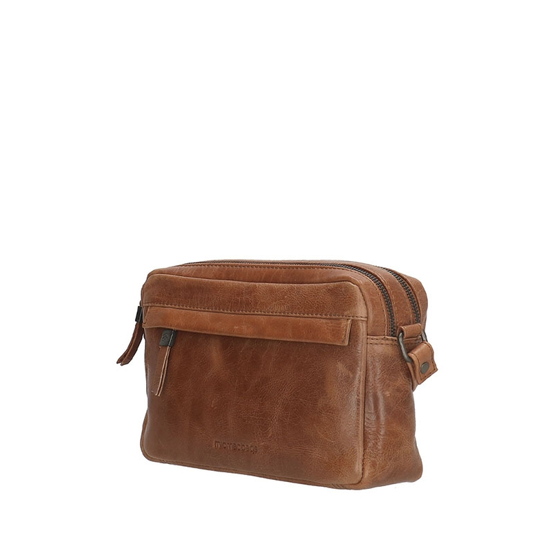Micmacbags Porto Small Shoulderbag Brown-180622