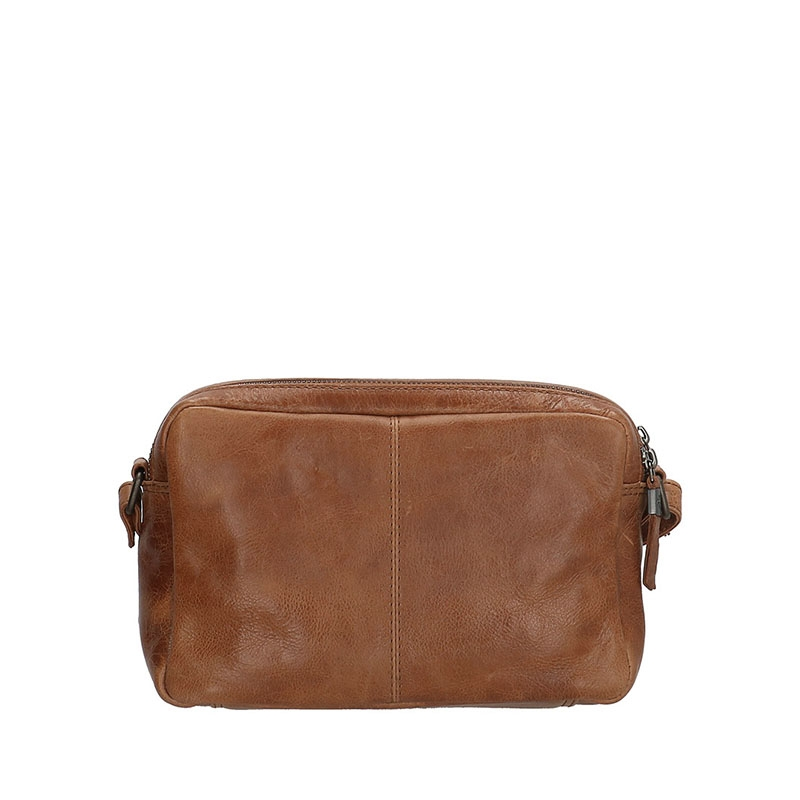 Micmacbags Porto Small Shoulderbag Brown-180624