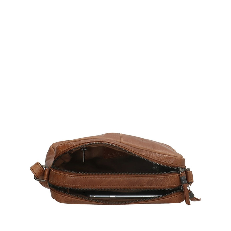 Micmacbags Porto Small Shoulderbag Brown-180625