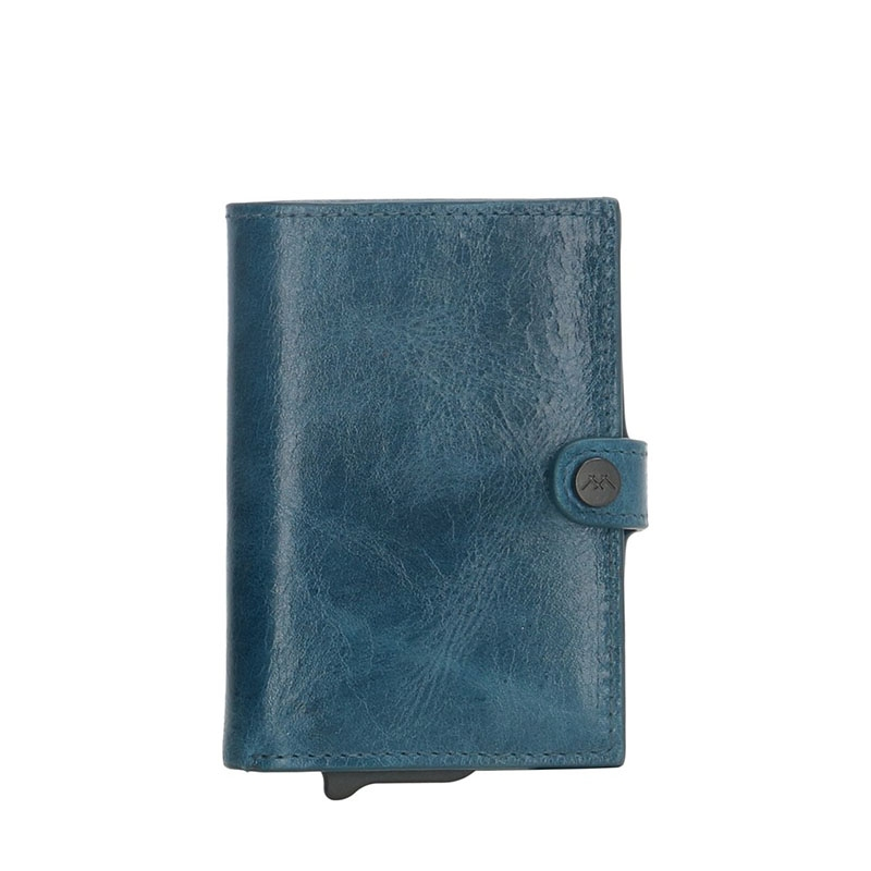 Micmacbags Porto Wallet Jeans Blue-0