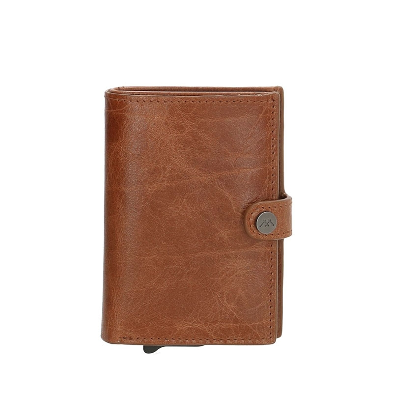Micmacbags Porto Wallet Brown