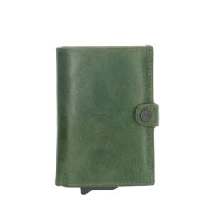 Micmacbags Porto Wallet Green-0