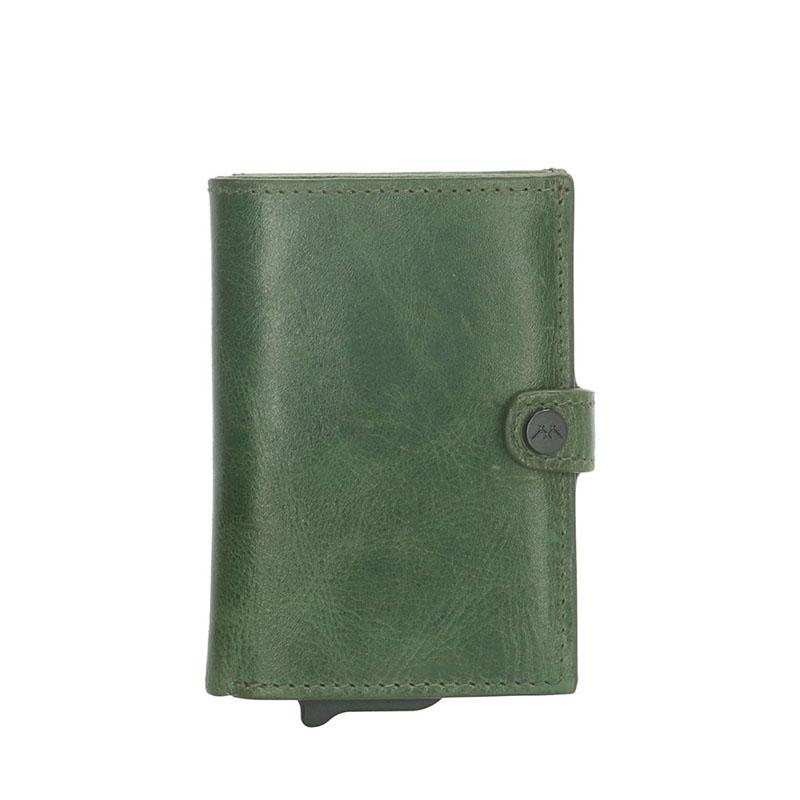 Micmacbags Porto Wallet Green