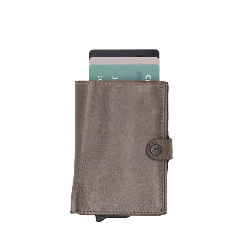 Micmacbags Porto Wallet Grey