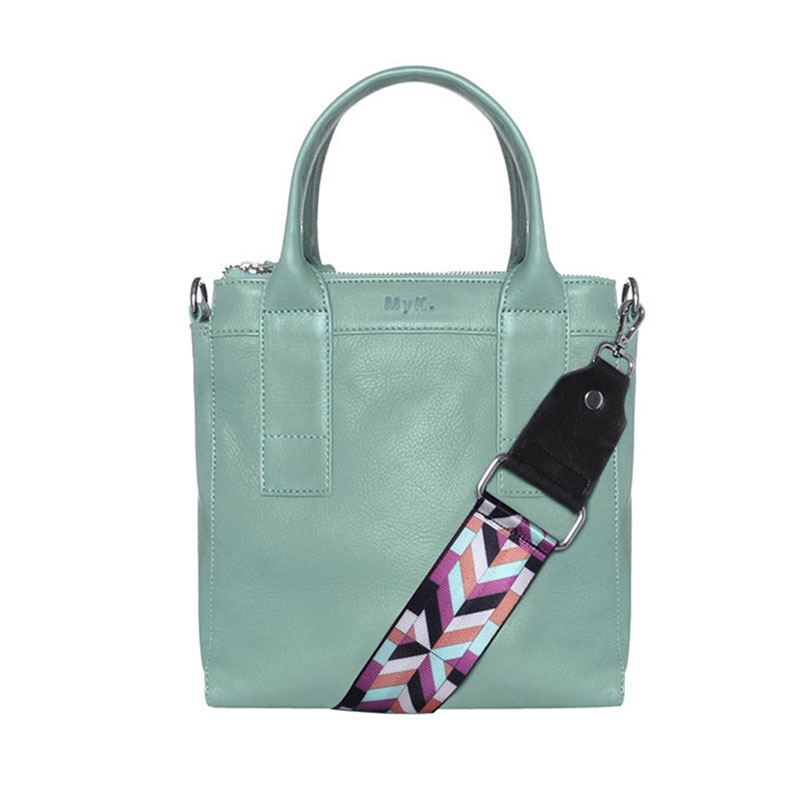 MyK. Ivy Bag Mint-0
