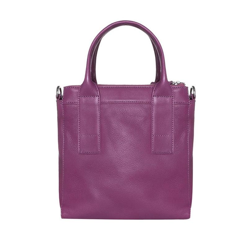 MyK. Ivy Bag Plum-179273