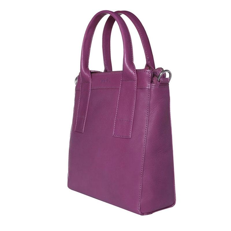 MyK. Ivy Bag Plum-179275