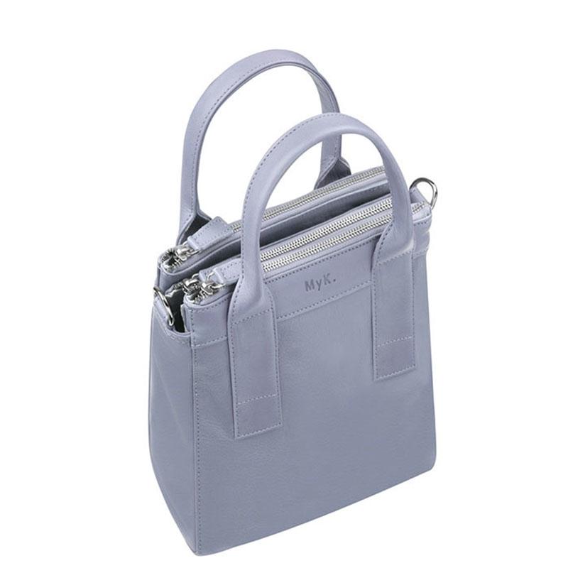 MyK. Ivy Bag Silver Grey-179287