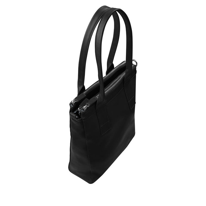 MyK. Lotus Bag Black-179248