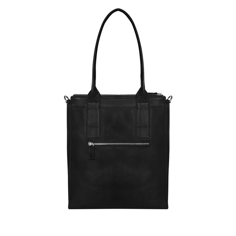 MyK. Lotus Bag Black-179247