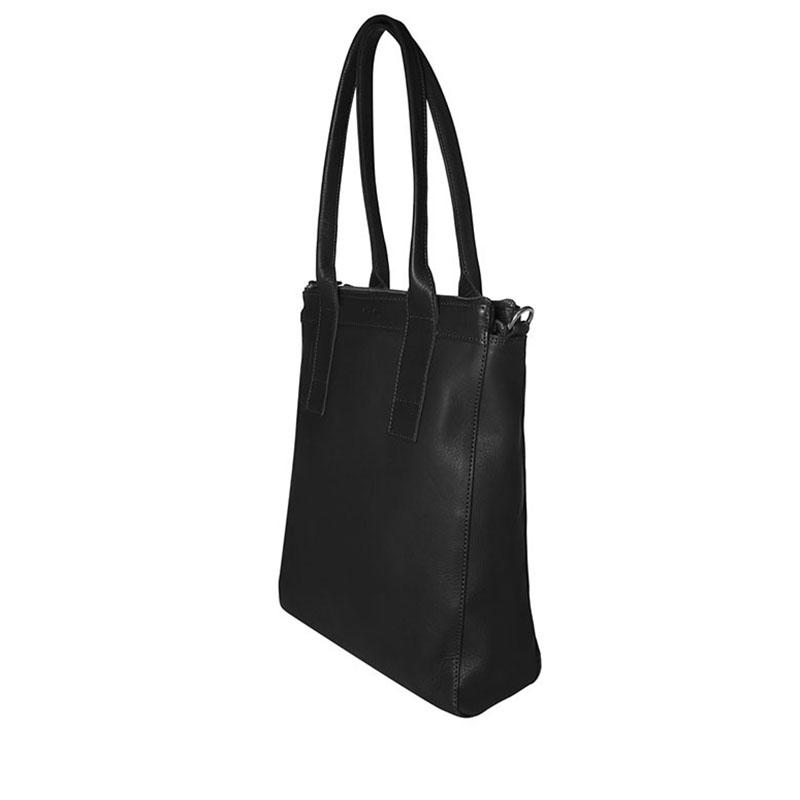 MyK. Lotus Bag Black-179250
