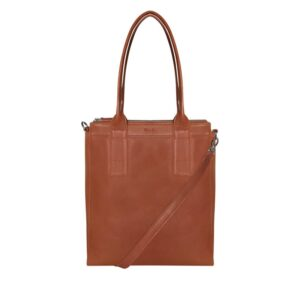 MyK. Lotus Bag Caramel
