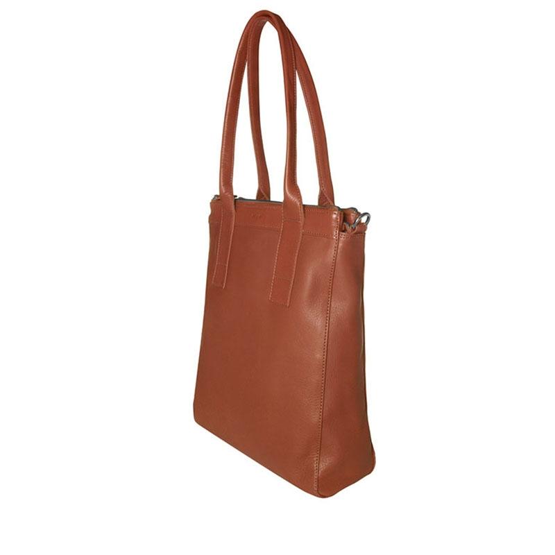 MyK. Lotus Bag Caramel-179255