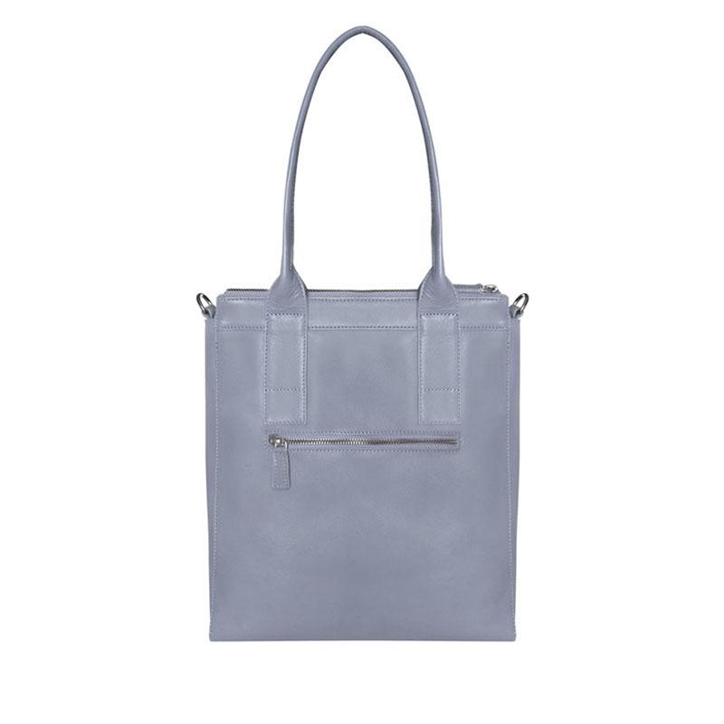 MyK. Lotus Bag Silver Grey-179263