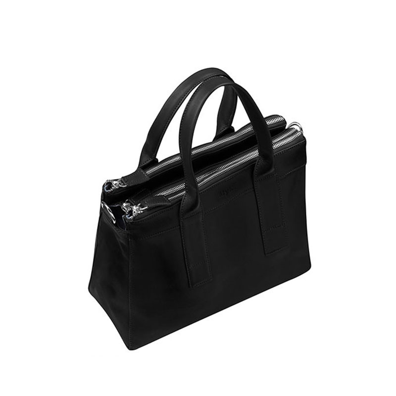 MyK. Orchid Bag Black-179232
