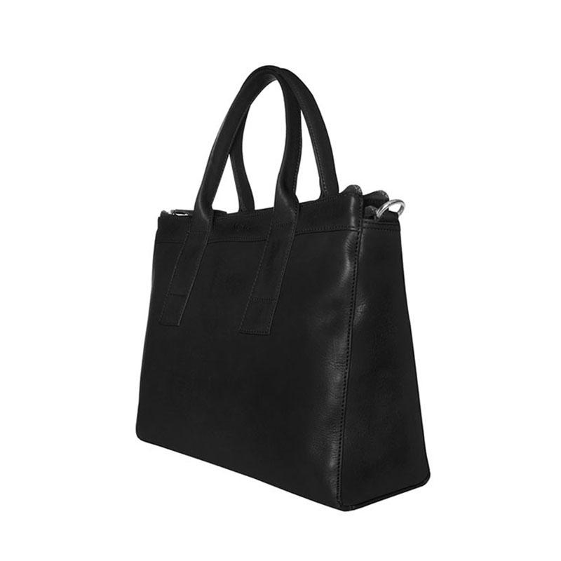 MyK. Orchid Bag Black-179235