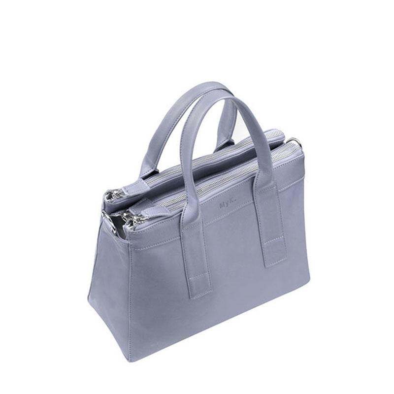 MyK. Orchid Bag Silver Grey-179241