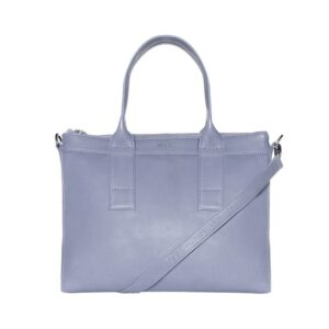 MyK. Orchid Bag Silver Grey