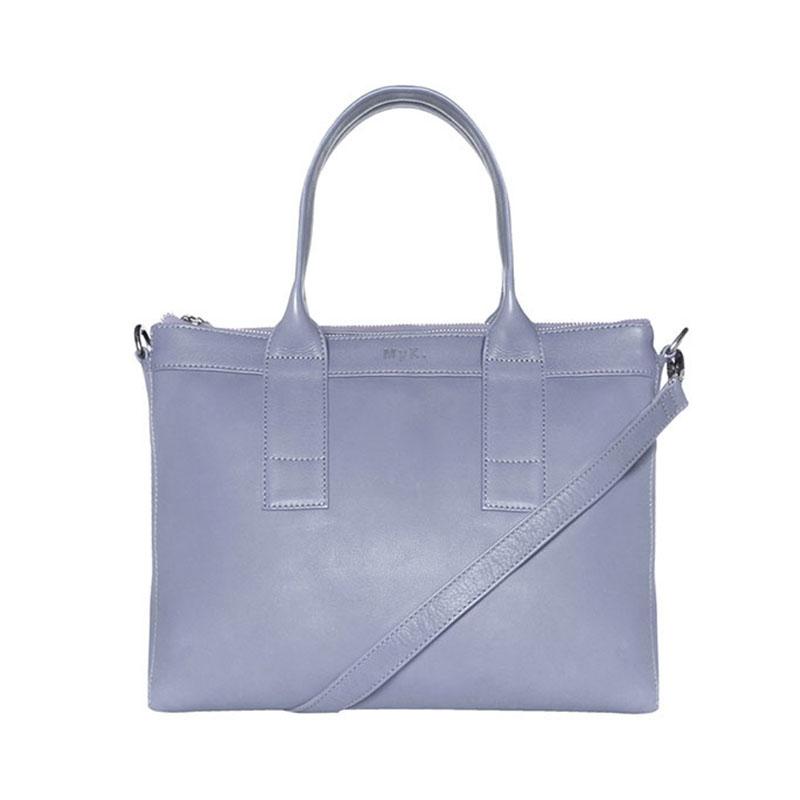 MyK. Orchid Bag Silver Grey-179243