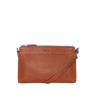 MyK. Rose Bag Caramel
